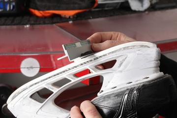 Skate Sharpening