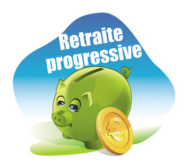 retraite progressive
