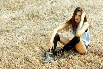 fashion hay