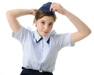 Putting on the Uniform Hat