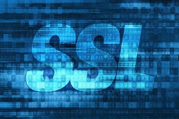 SSL Certificate Concept