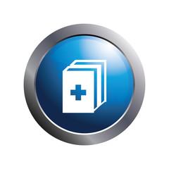 Medicine icon. Health icon.