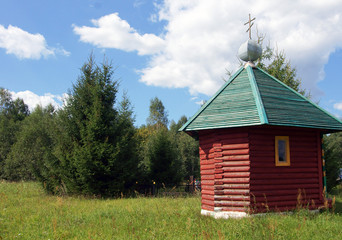 Chapel on the field