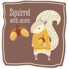 squirel nuts