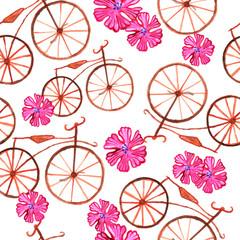 Seamless bicycle