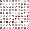 Internet Website Shop Online Icons