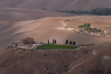 Colline di Volterra, Toscana