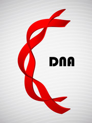 Dna abstract medical background
