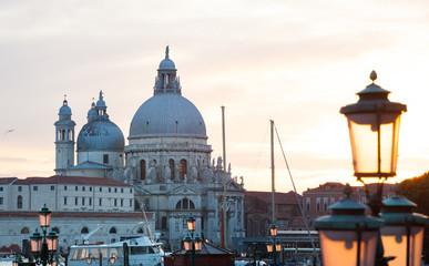 Dome of Santa Maria Della Salute, Venice