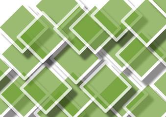 esploso verde