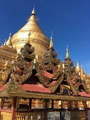 pagoda in Myanmar