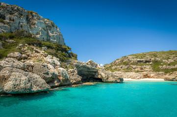 Ibiza wild bay