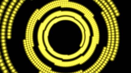 Lichtertunnel