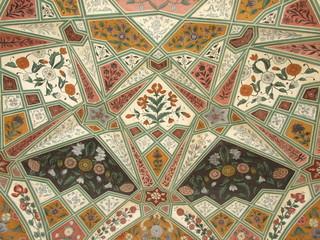 Motivos ornamentales geometricos