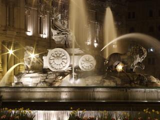 Estatua de la Cibeles, Madrid