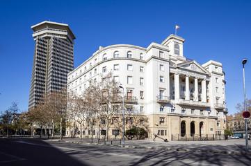 Sector Naval de Catalunya - government building in Barcelona, Ca