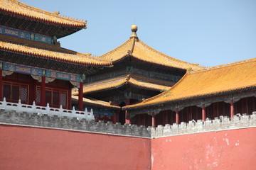 The Forbidden City un Beijing, China