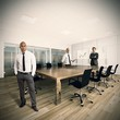Business people in a office