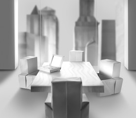 ORIGAMI OFFICE