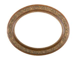 Cornice vintage ovale