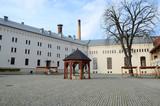 Castle in Racibórz, Poland