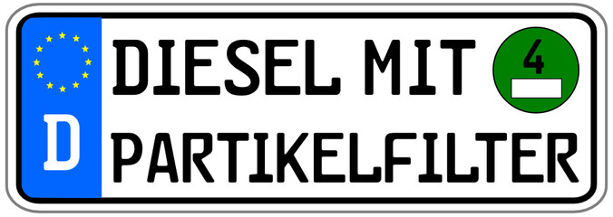 Diesel Partikelfilter  #150206-03