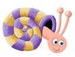 Funny snail - 77699259