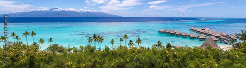 Lagon panoramique - Moorea - 77700201