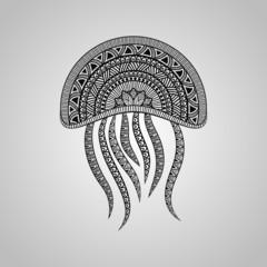 Vector Jellyfish