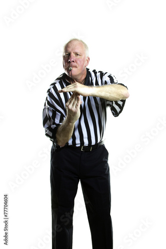 Poster Technical Foul