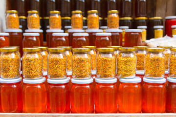 Sale of honey