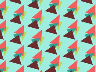 vector patrón geométrico