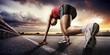 Sport. Runner. - 77706016