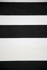 bande noir et blanche