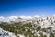 Tioga Road, Yosemite National Park, Sierra Nevada, USA