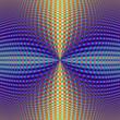 Circular Pinch in Color