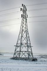 winter electrical power supply