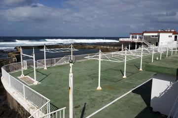 Meerwasserschwimmbad in Punta del Hidalgo