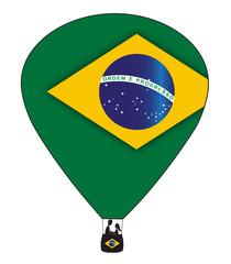 Brazil Hot Air Balloon