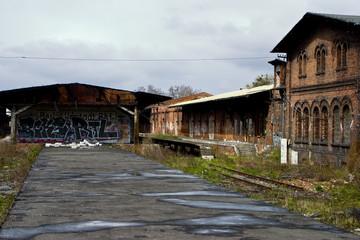 Stary dworzec kolejowy - Wrocław