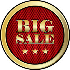 Big Sale Label