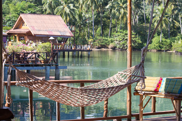 Wonderful place for relaxation in island Koh Chang ,Thailand