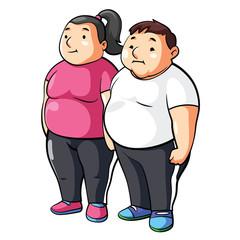 Fat Couple