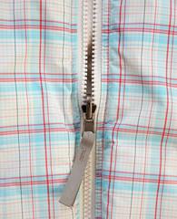 Background image of zipper
