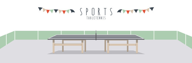 Table Tennis (Sports)