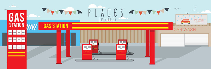 Gas Station (Places)