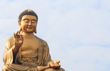 Giant Buddha in Taiwan