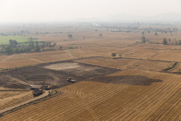 Drought paddy
