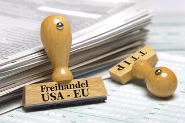 TTIP Freihandelsabkommen USA EU