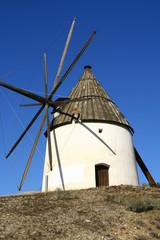 moulin à Las Negras